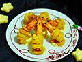 弹簧脆虾的做法