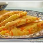 玉米胡萝卜煎饼的做法