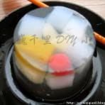 果肉果冻的做法