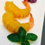 妖娆的金缕虾的做法