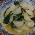 鲍鱼汁奶白菜