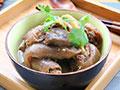 砂锅炖羊肉的做法