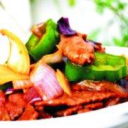 洋葱炒牛肉片的做法