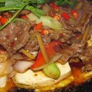 锅巴豆腐的做法
