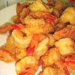 香炸虾的做法