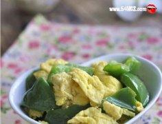 【青椒炒鸡蛋的做法大全】青椒炒鸡蛋怎么做好吃?