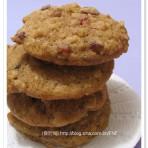 蔓越莓核桃软饼干的做法