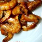 九层塔香辣虾的做法