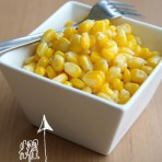 烤甜玉米的做法