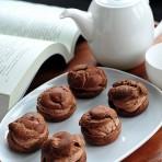 巧克力泡芙的做法