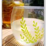 自制柠檬蜂蜜茶的做法