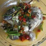 红辣椒鱼头