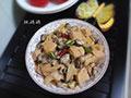 白菜海蛎子炖冻豆腐的做法