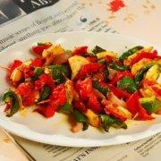 蔬菜串串香的做法