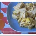 金银蛋熘豆腐