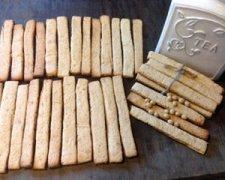 纯手工有机豆渣蜂蜜棒的家常做法图解