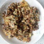 外婆菜炒蛋