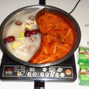 鸳鸯火锅汤底的做法