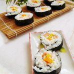 火腿寿司的做法