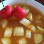 简单的水果布丁的做法