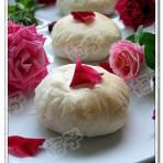 玫瑰花馅饼的做法