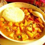 印式咖喱鸡饭的做法