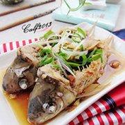 黄豆酱蒸鲮鱼腩的做法