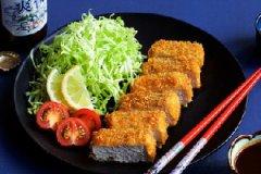 日式炸猪排的家常做法
