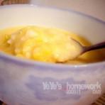 牛奶番薯粥的做法
