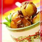 鹅肝酱烧小土豆的做法