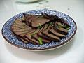 牛肉味腊猪肝--烤箱版的做法