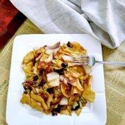 饺子皮的另一种吃法的做法