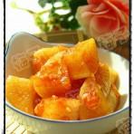 白萝卜泡菜的做法