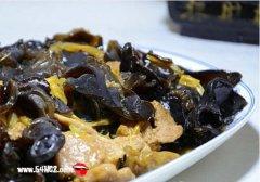 木耳黄花菜炒肉片的做法及图片大全