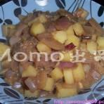 牛油洋葱焖土豆