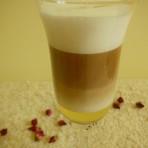 牛奶蜂蜜咖啡的做法