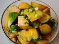 生焖小瓜土豆的做法