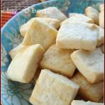 方糖饼干的做法