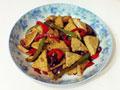 回锅豆腐的做法