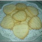 豆子饼干的做法