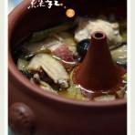 云南气锅鸡肉的做法