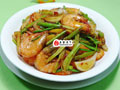 干锅鲜虾的做法