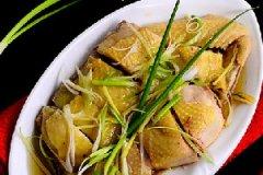 年夜饭葱油鸡的家常做法