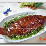 枫糖煎烧鱼的做法