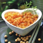 孜然香酥小黄豆的做法