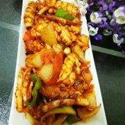 韩式鱿鱼的做法