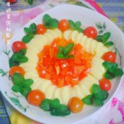 玉子豆腐的做法