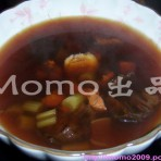 芹菜罗汉果煲瘦肉
