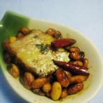 咸带鱼煮黄豆