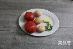 家常番茄炒蛋的做法